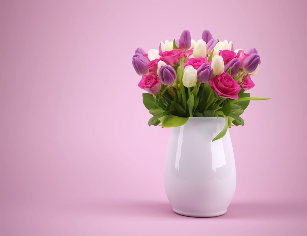 bouquet-vase