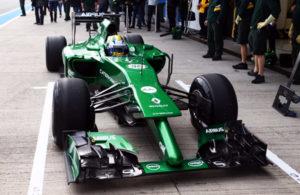 F1マシン 画像1