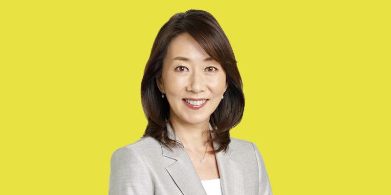 長野智子服装05