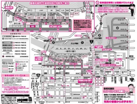 豊橋祇園祭会場