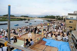 豊橋祇園祭有料席