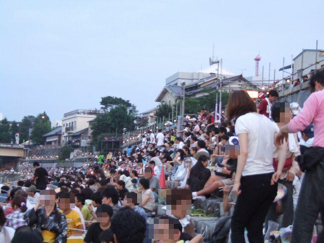 豊橋祇園祭階段席01