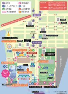 名古屋まつり マップ