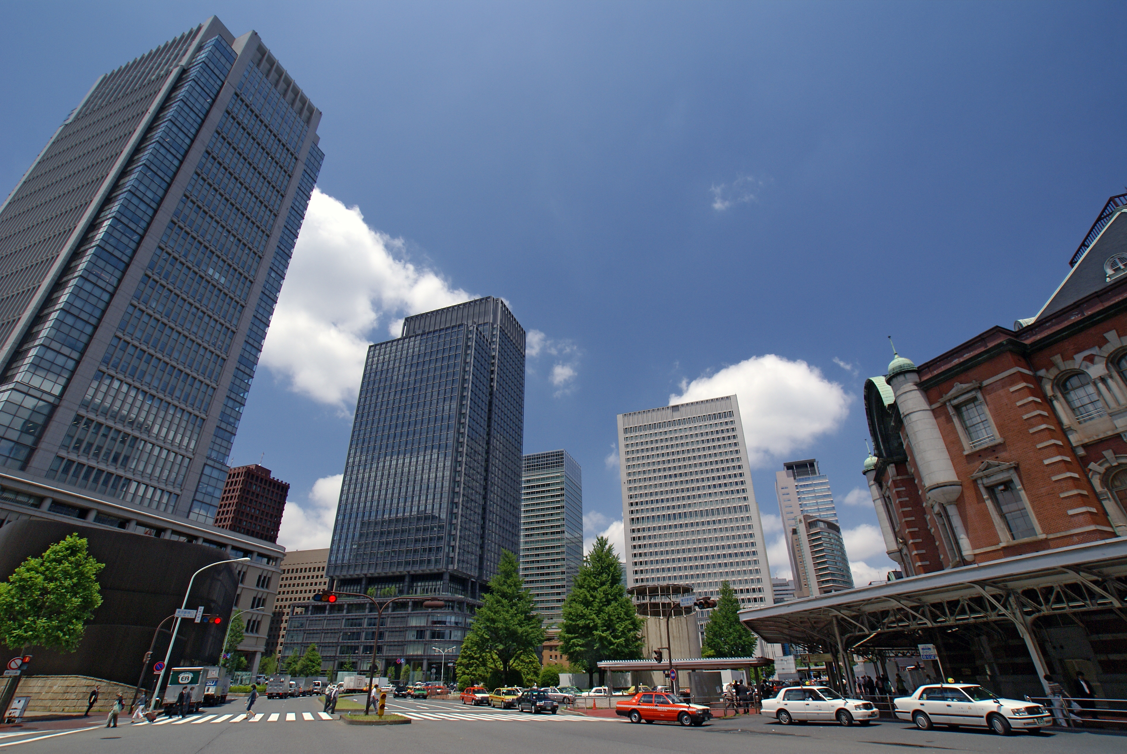千代田区オフィス街