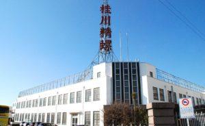 桂川精螺製作所