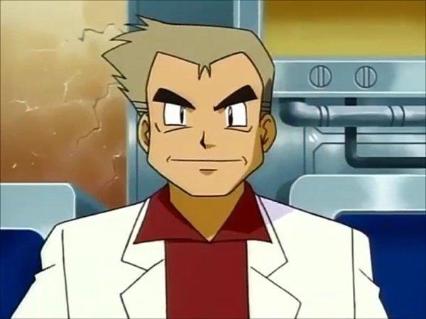 石塚運昇オーキド博士