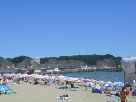 勝浦海水浴場