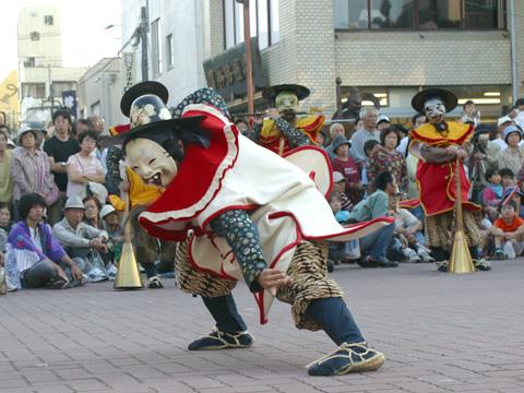 唐人踊り01