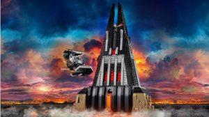 lego-ダースベイダーの城
