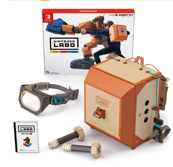 Nintendo Labo Toy-Con Robot Kit - Switch