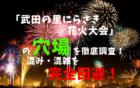 アイキャッチ武田の里にらさき花火大会