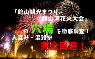 アイキャッチ館山観光まつり館山湾花火大会