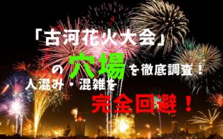 アイキャッチ古河花火大会